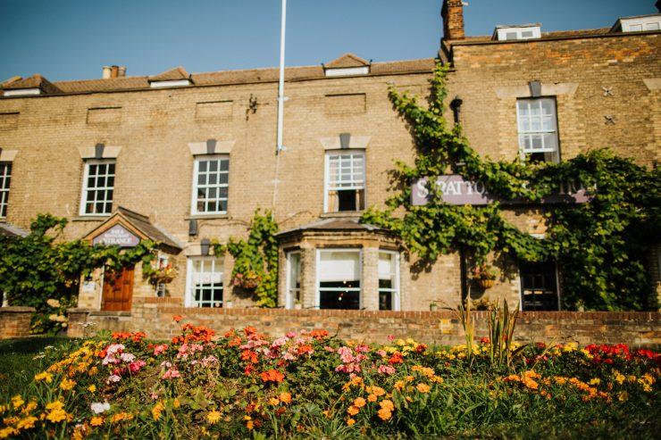 Biggleswade's Stratton House Hotel